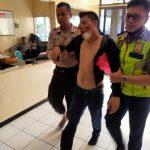 Pencuri motor babak belur dihajar massa di Tegallega Kota Bogor (ist)