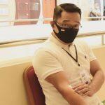 Ridwan Kamil disuntik vaksin Covid 19 (ist)