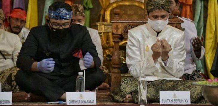 Ridwan Kamil (kiri)./Foto: Rmol