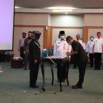 Rotasi pejabat di Pemkab Bogor (cek)