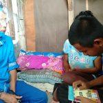 SB bagi bagi kuota internet bagi anak sekolah di Kecamatan Tanah Sareal (ist)