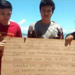 Tiga warga Jabar yang terdampar di atas kapal di China (ist)