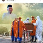 Adik ipar Gubernur Jawa Timur meninggal Covid 19 (ist)