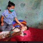 Balkis, Warga Kranji yang Terkena Penyakit Langka