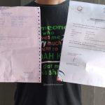Diterpa Hoaks Positif Covid-19, Warga Pasirgombong Tunjukan Buktinya