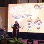 Arief Budiman Ketua KPU-RI