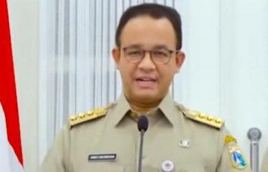 Gubernur DKI Jakarta Anies Baswedan (ist)