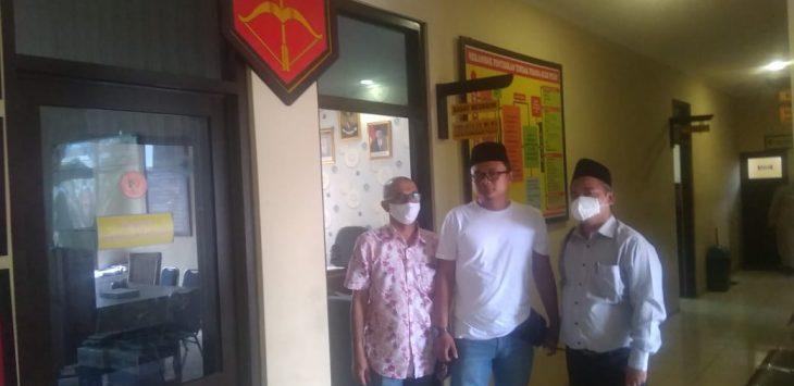 Ketua Lakpesdam PCNU Kota Cirebon Ide Bagus Arif Setiawan. Dede