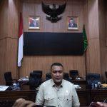 Ketua DPRD Kabupaten Bogor Rudy Susmanto (cek1)