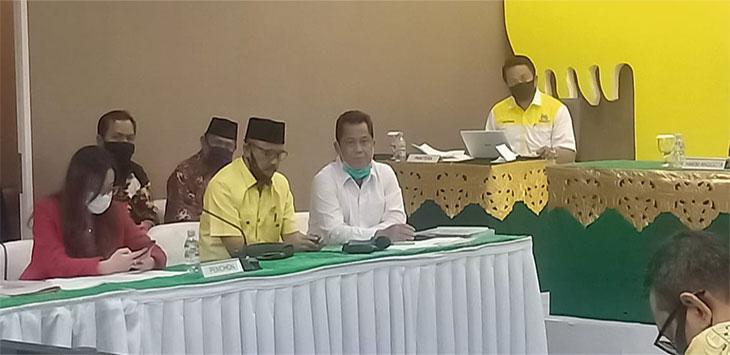 Dualisme Kepengurusan Partai Golkar Indramayu Disidangkan di Mahkamah Partai