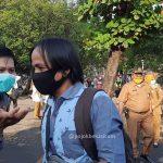 Penumpang KRL di Bekasi Banyak Belum Tahu Larangan Masker Scuba dan Buff