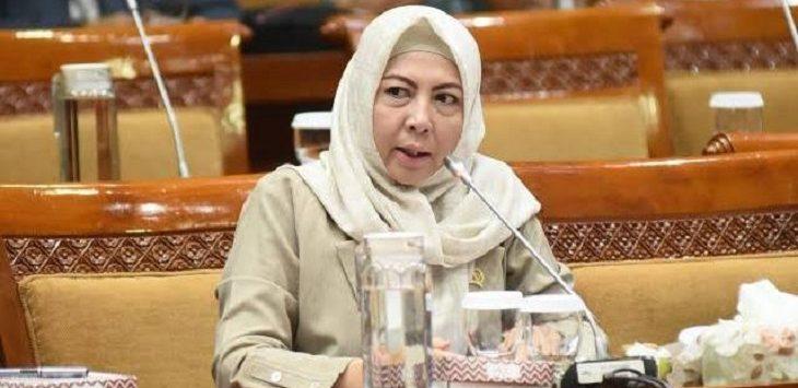 Politikus Gerindra, Hamimatul Aliyah./Foto: Mufit