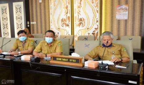 Kunker anggota Badan Musyawarah DPRD Provinsi Jatim ke DPRD Jabar./Foto: Istimewa