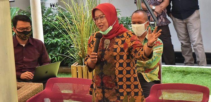 Bupati Bogor, Ade Yasin./Foto: Rishad