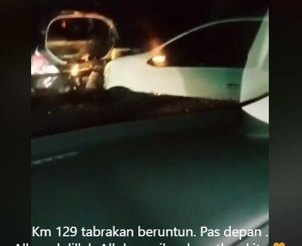 Kecelakaan di Tol Cipularang