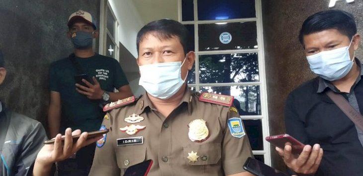 Kepala Bidang Penegakan Produk Hukum Daerah Satpol PP kota Bandung, Idris Kuswandi./Foto: Istimewa