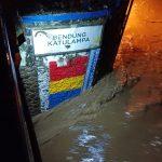 Kondisi air di Bendung Katulampa Bogor (ist)