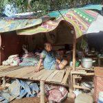 Korban rumah roboh di Bogor