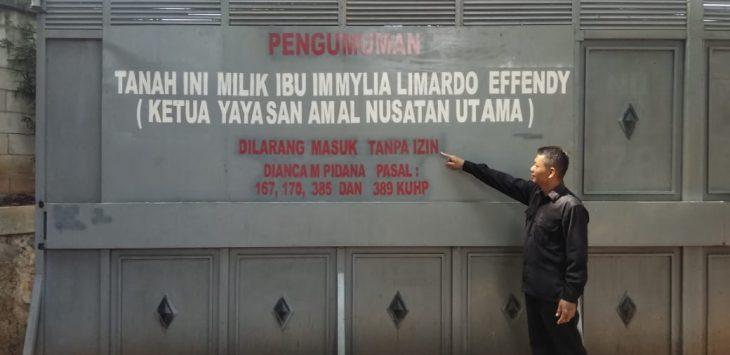 Lahan seluas 3 hektar di Bima Kota Cirebon. Dede