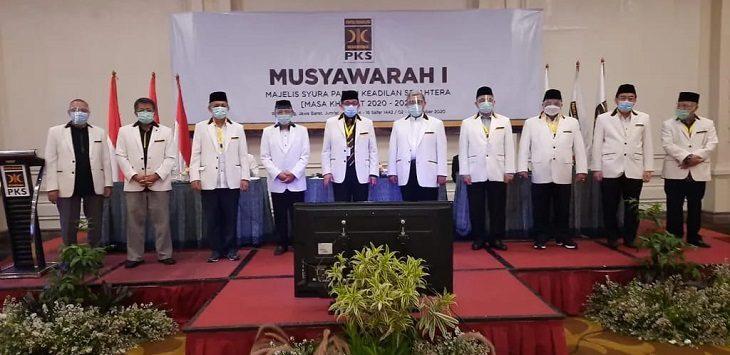 Musyawarah MS PKS di Bandung./Foto: Arief