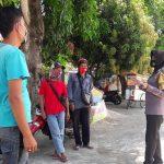 PKL menjadi sasaran sosialisasi 3 M di Kabupaten Majalengka (ist)