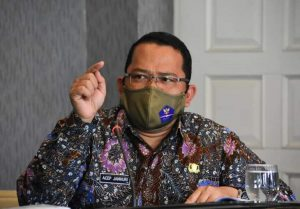 Sekretaris Daerah Kabupaten Karawang, Acep Jamhuri
