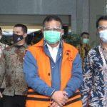 Walikota Tasikmalaya Budi Budiman ditahan KPK (ist)