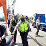 15 Warga Bekasi Utara Terjaring Razia Gara-Gara Tak Pakai Masker