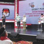 Debat-Pilkada-Depok-2020