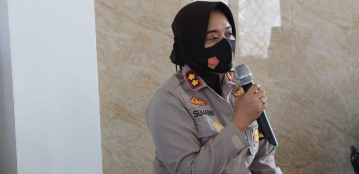 Kapolres Sukabumi Kota, ABP Sumarni.