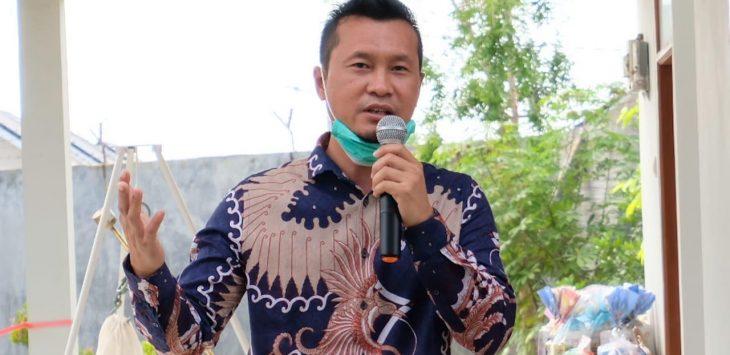Ihsanudin, anggota DPRD Provinsi Jawa Barat./Foto: Istimewa