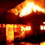 Kebakaran di Ciamis