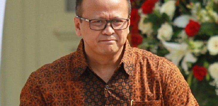 Edhy Prabowo saat menjadi Menteri Kelautan dan Perikanan./Foto: Jpc