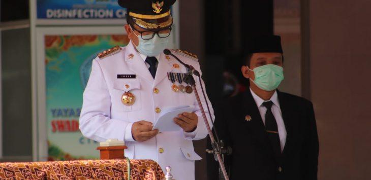 Bupati Cirebon Imron. Ist