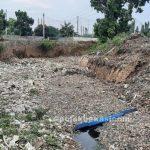 Sampah Kembali Menumpuk di Kali Jambe