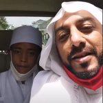 Syekh Ali Jaber dan Akbar