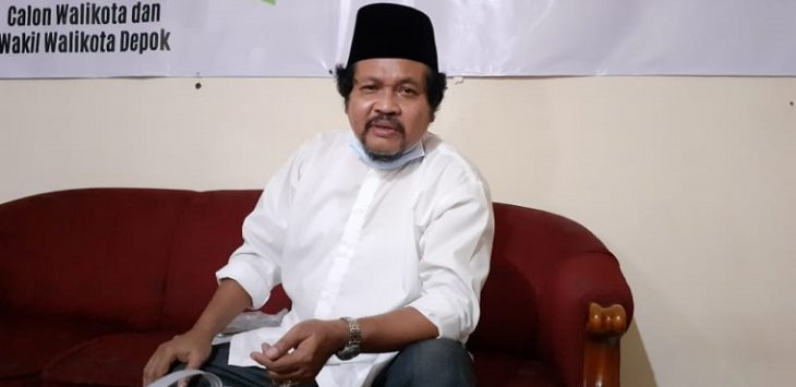 Anggota DPR Fraksi Gerindra dapil Depok-Bekasi, Nuroji.