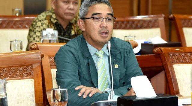 Anggota Komisi 1 DPR RI dari Fraksi NasDem, Muhammad Farhan. Arif