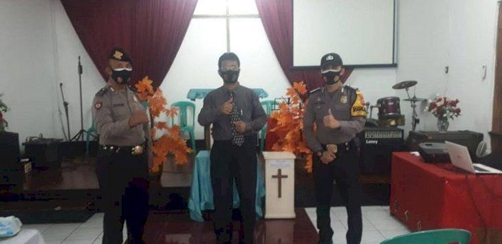 Persiapan Natal di Gereja Isa Almasih Jemaat Cibening, Purwakarta./Foto: Rmol