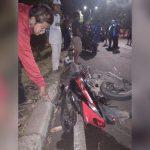 Mobil Lawan Arus Tabrak Pemotor di Jalan Baru Bintara, 1 Orang Tewas