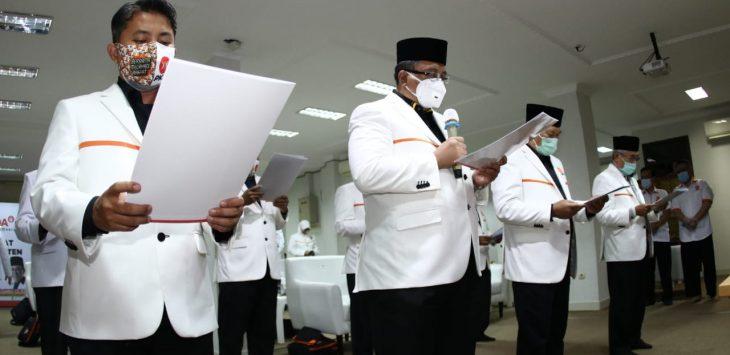 Musyawarah Wilayah (Muswil) DPW PKS Jawa Barat. Arif