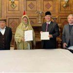 Kunjungan para delegasi perdamaian Indonesia di Afganistan dibatasi lantaran situasi keamanan yang kurang stabil.