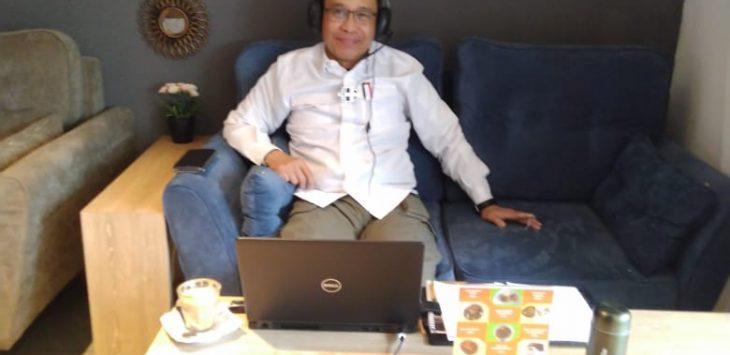 Pemerhati Papua dan Pakar Politik Internasional  Prof. Imron Cotan