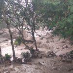 Banjir bandang di gunung mas puncak