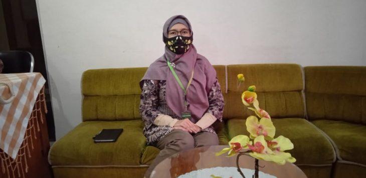 Humas Pengadilan Negeri (PN) Kota Cirebon Asyrotun Mugiastuti. Dede
