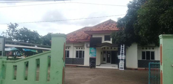Kantor Desa Wancimekar, Kecamatan Kotabaru.