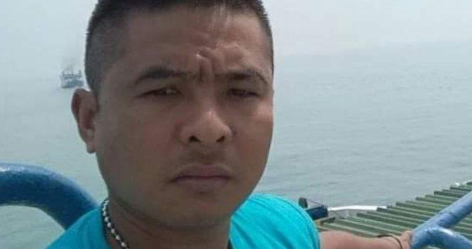 Karta Gunawan (37), korban.