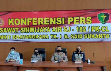 Konpres Sriwijaya Air SJ-182