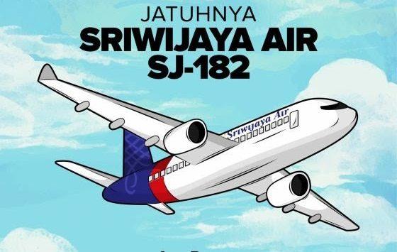 Insiden Sriwijaya Air.
