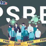 Pembatasan Sosial Berskala Besar (PSBB)